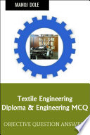Textile Engineering Diploma Engineering MCQ