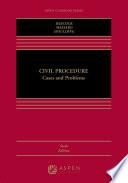 """Civil Procedure: Cases and Problems"" by Barbara Allen Babcock, Toni M. Massaro, Norman W. Spaulding"