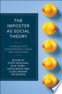 The Imposter as Social Theory Book PDF