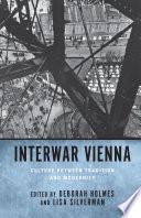 Interwar Vienna