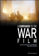 Pdf A Companion to the War Film