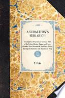 Subaltern's Furlough