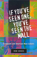 Pdf If You've Seen One, You've Seen the Mall