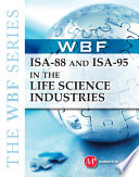 ISA 88 and ISA 95 in the Life Science Industries