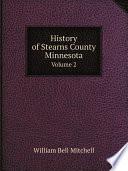 History of Stearns County, Minnesota