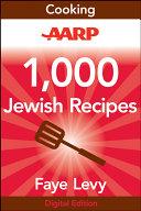 1 000 Jewish Recipes