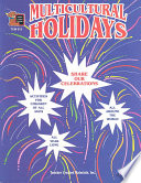 Multicultural Holidays Book