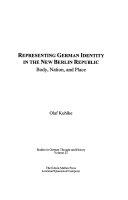 Representing German Identity in the New Berlin Republic