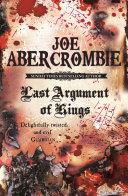 Last Argument Of Kings [Pdf/ePub] eBook