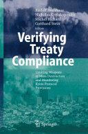 Pdf Verifying Treaty Compliance Telecharger
