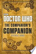 Doctor Who  The Companion   s Companion