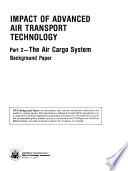 Impact Of Advanced Air Transport Technology