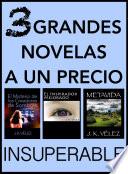 3 Grandes Novelas a un Precio Insuperable  : El Misterio de los Creadores de Sombras, El Inspirador Mejorado y Metavida