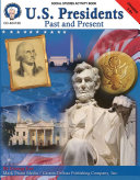 U S  Presidents  Past   Present  Grades 5   8