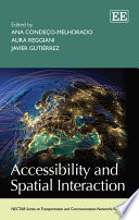 Accessibility and Spatial Interaction