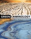 Green Criminology Pdf/ePub eBook