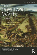 The Italian Wars 1494 1559