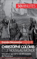 Pdf Christophe Colomb et le Nouveau Monde Telecharger