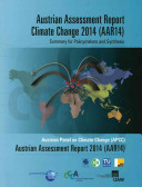 Austrian Assessment Report Climate Change 2014 - Aar14; Summary for Policymakers and Synthesis