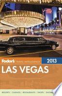 Fodor's Las Vegas [With Map]