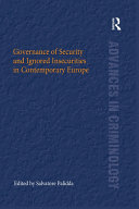 Pdf Governance of Security and Ignored Insecurities in Contemporary Europe Telecharger