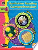 Nonfiction Reading Comprehension Grade 4 PDF