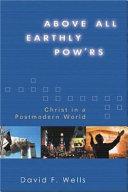 Above All Earthly Pow'rs Pdf/ePub eBook