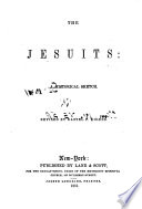 The Jesuits : a historical sketch