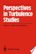 Perspectives in Turbulence Studies Book