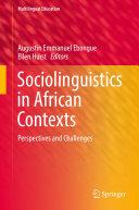 Sociolinguistics in African Contexts