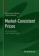 Market Consistent Prices Book