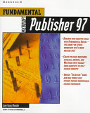 Fundamental Microsoft Publisher 97 Book