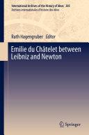Emilie du Châtelet between Leibniz and Newton [Pdf/ePub] eBook