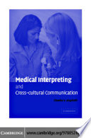 Medical Interpreting and Cross-cultural Communication