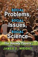 Social Problems, Social Issues, Social Science Pdf/ePub eBook