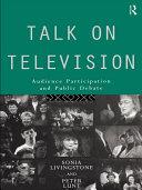 Talk on Television