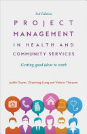 Cover of Project Management in Health and Community Services
