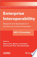 Enterprise Interoperability Book PDF