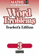 Word Problems 3