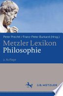Metzler Lexikon Philosophie