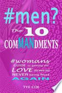 men  The 10 ComMANdments Book