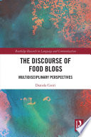 The Discourse of Food Blogs