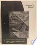 Instructor's Manual to Accompany Delmar's Comprehensive Medical Assisting