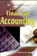 A Textbook of Financial Accounting