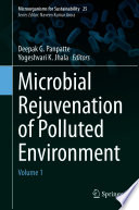 Microbial Rejuvenation of Polluted Environment Book