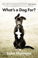 What's a Dog For? [Pdf/ePub] eBook