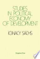 Studies In Political Economy Of Development
