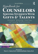 Handbook for Counselors Serving Students With Gifts and Talents Pdf/ePub eBook