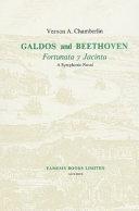 Pdf Galdós and Beethoven