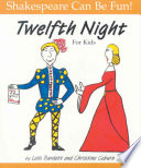 Twelfth Night for Kids Book